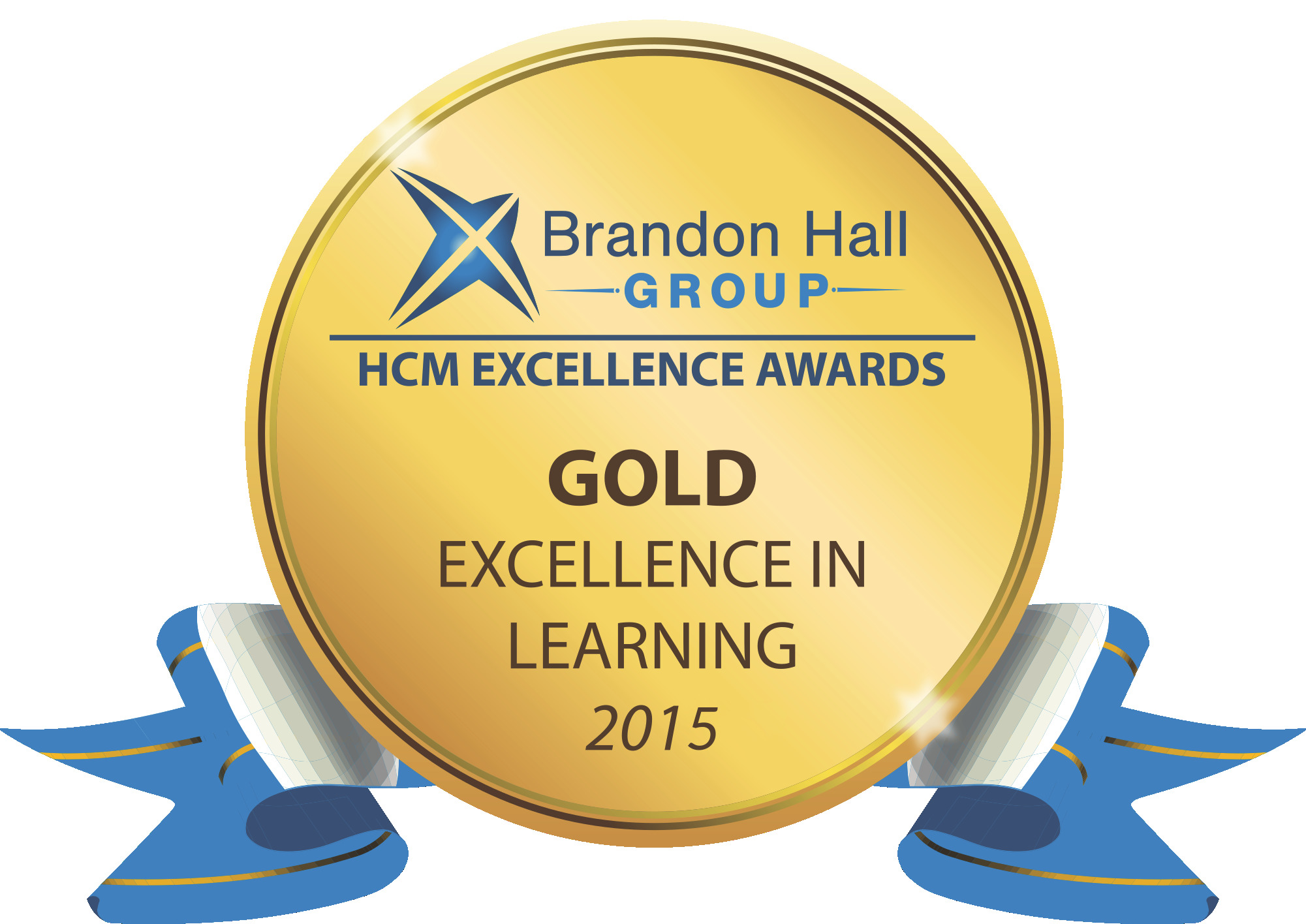 GOLD excellence in learning