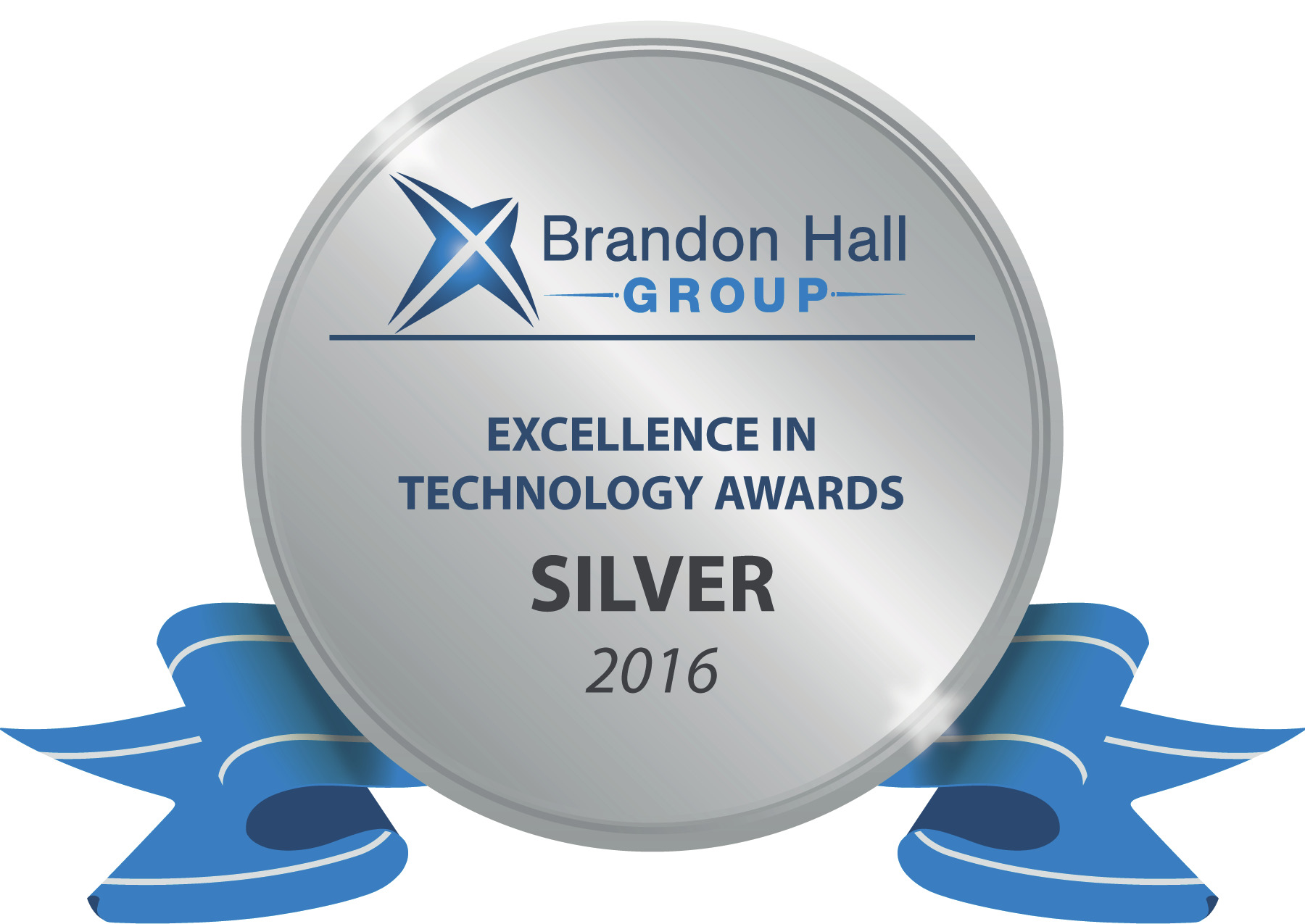 Silver excellence in technology awards